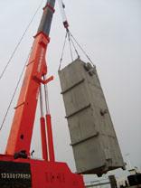 珠海天然气液化项目冷箱、吸收塔设备雷竞技电脑版雷竞技官网下载