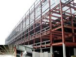 广东美的制冷设备有限公司钢结构厂房制安雷竞技官网下载