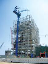 广东惠来电厂1台1000MW机组钢结构雷竞技电脑版雷竞技官网下载