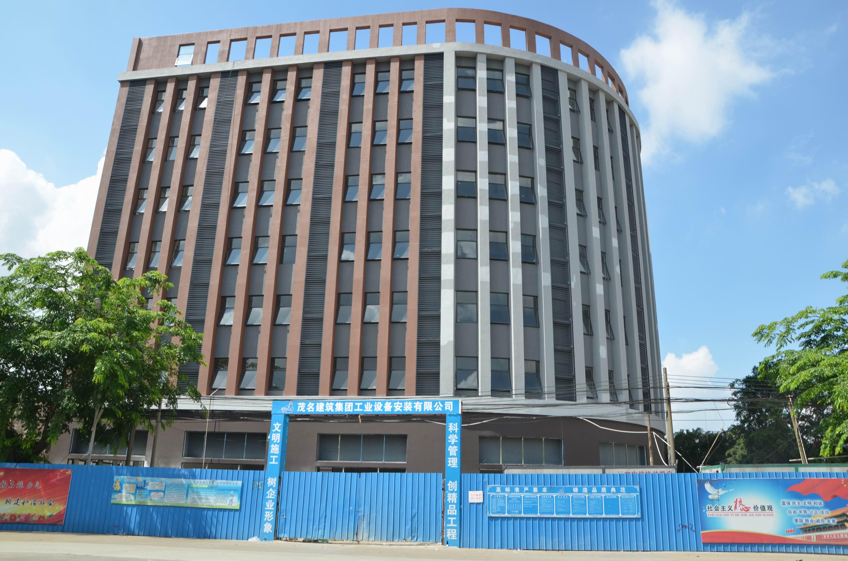 广东顺德三森投资管理有限公司广东顺德三森厂房